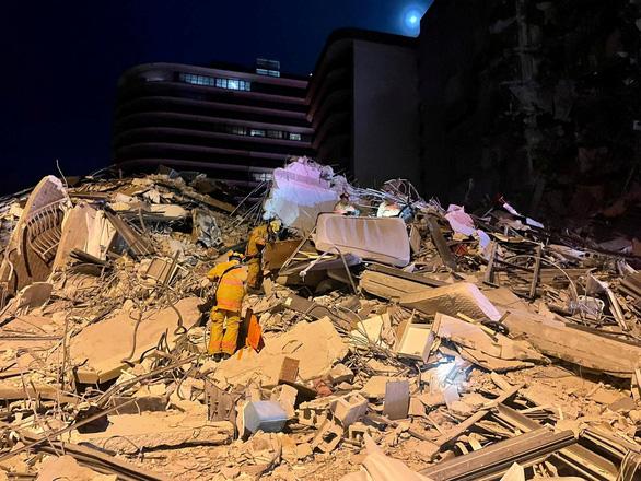Tòa nhà 12 tầng bị sập ở Mỹ đã bị lún nhiều năm - Ảnh 6.