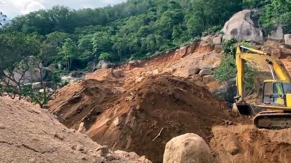 Khởi tố vụ án sau khi gần 2ha rừng phòng hộ trên núi Thị Vải bị phá nát - Ảnh 2.