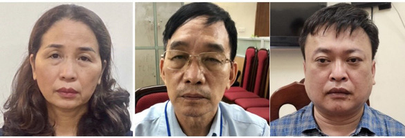 Cựu giám đốc Sở Giáo dục - đào tạo Quảng Ninh và 14 người bị khởi tố - Ảnh 1.