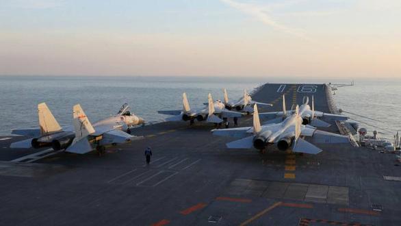 Chủ tịch Ủy ban quân sự NATO: Bắc Kinh sẽ sớm điều quân đi khắp nơi - Ảnh 1.
