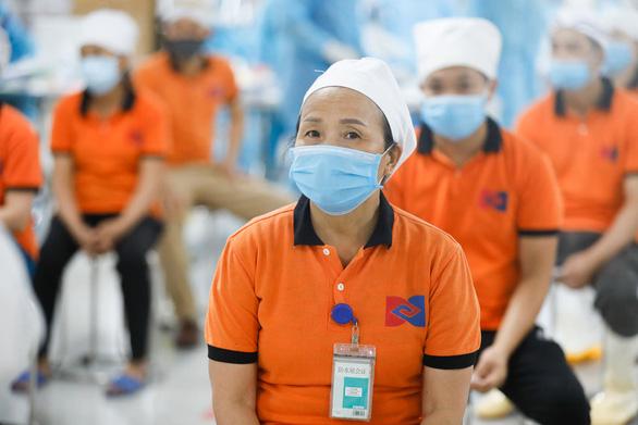 Doanh nghiệp tại Bắc Giang chỉ được tuyển lao động ở vùng xanh - Ảnh 1.