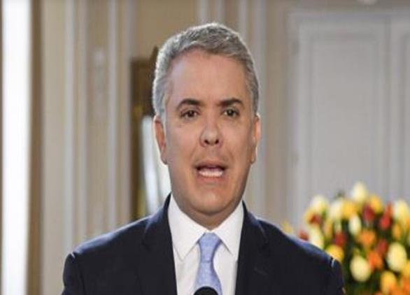 Trực thăng chở tổng thống Colombia bị tấn công - Ảnh 1.