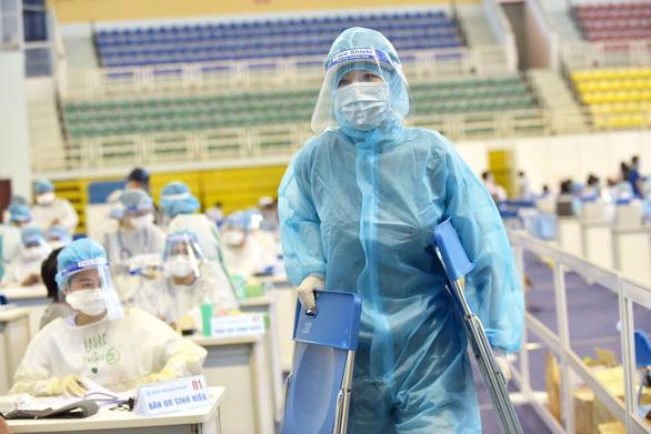 HHen Niê, Mai Phương Thúy, Mâu Thủy... tham gia điều phối tiêm vắc xin COVID-19 - Ảnh 2.
