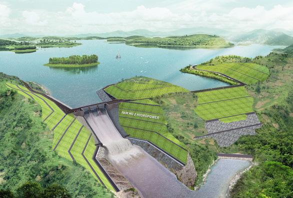 Tập đoàn Phong-sub-thạ-vy và EVN hợp tác phát triển nhiều dự án điện tại Lào - Ảnh 1.