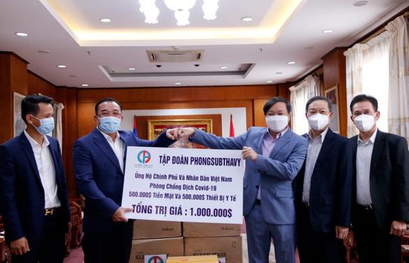 Tập đoàn Phong-sub-thạ-vy và EVN hợp tác phát triển nhiều dự án điện tại Lào - Ảnh 2.