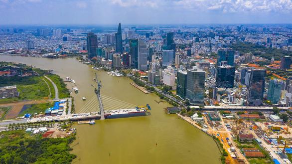 Hiến kế TP.HCM nâng tầm quốc tế: Thành phố của những dòng kênh - Ảnh 1.