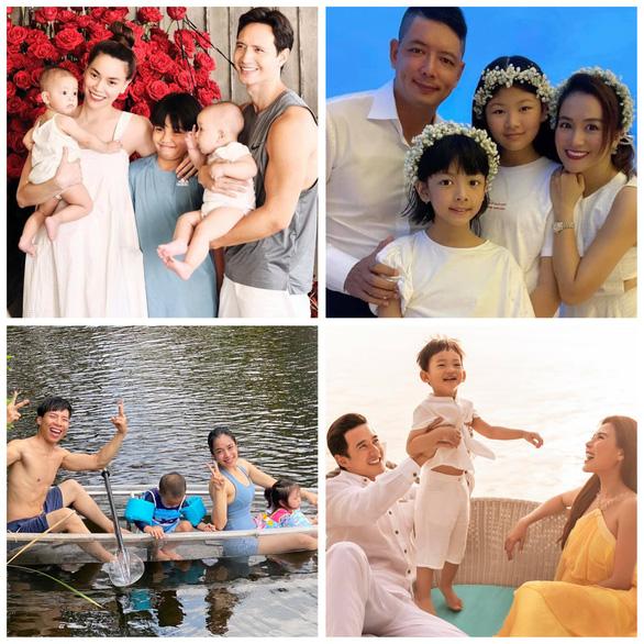 Sao Việt khoe hình hạnh phúc Ngày gia đình Việt Nam - Ảnh 3.