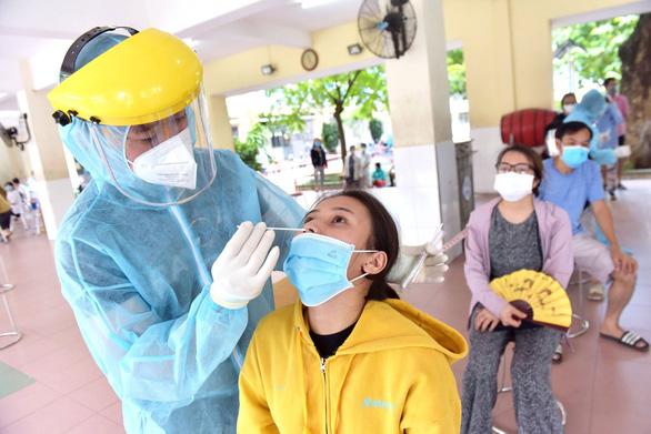 TP.HCM: 17 ca nhiễm gần chợ An Đông đều không đến chợ này từ đầu tháng 6 - Ảnh 1.