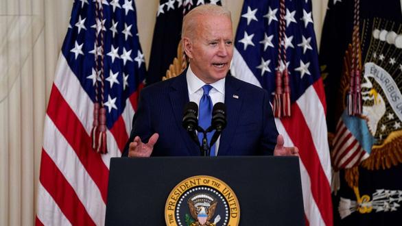 Tổng thống Biden ra lệnh không kích xuống Syria và Iraq - Ảnh 1.