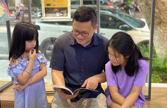 Giáo sư Toán học Lê Anh Vinh: Tôi dạy trẻ phải tự học - Ảnh 1.