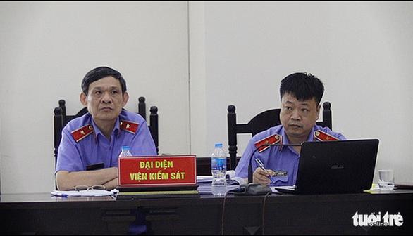 Viện kiểm sát đề nghị bác toàn bộ kháng cáo trong đại án BIDV - Ảnh 2.
