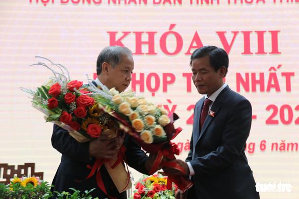 Ông Nguyễn Văn Phương trở thành chủ tịch UBND tỉnh Thừa Thiên Huế - Ảnh 1.