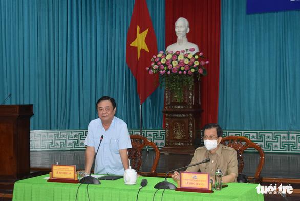 Bộ trưởng Lê Minh Hoan: Làm nông hiện nay phải tính đến thương hiệu - Ảnh 3.