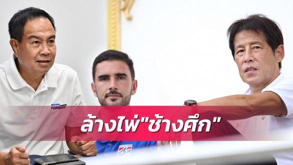Báo Thái: Chủ tịch FAT sẽ chấm dứt sớm hợp đồng với HLV Akira Nishino - Ảnh 1.