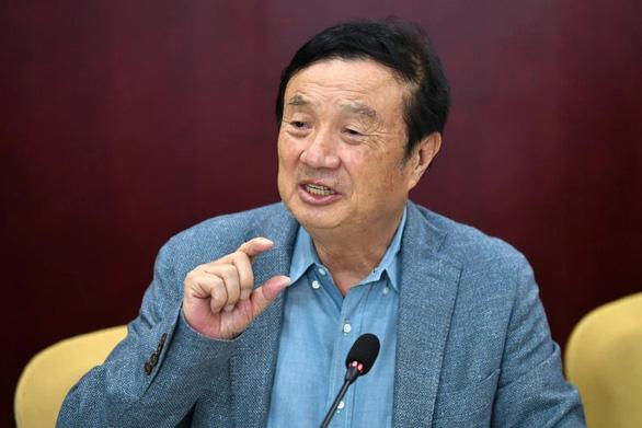 Nhà sáng lập Huawei Nhậm Chính Phi: Huawei phải tiếp tục học Mỹ - Ảnh 1.