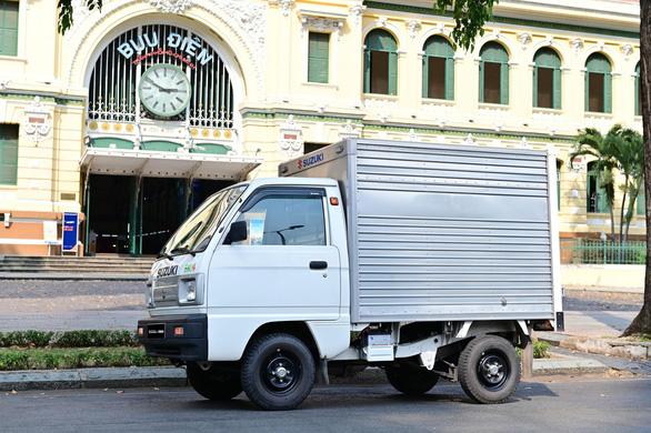 Suzuki hợp tác Lalamove mang nhiều lợi ích cho chủ xe tải nhẹ - Ảnh 1.