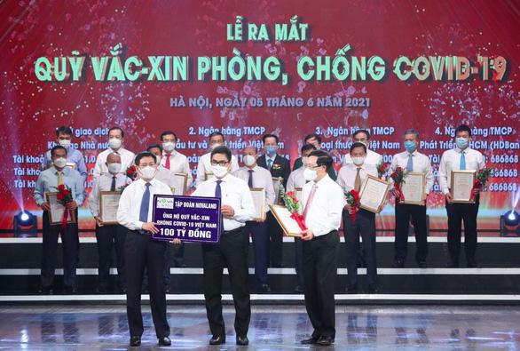 Novaland hỗ trợ Phú Yên tăng cường kiểm soát dịch bệnh - Ảnh 3.