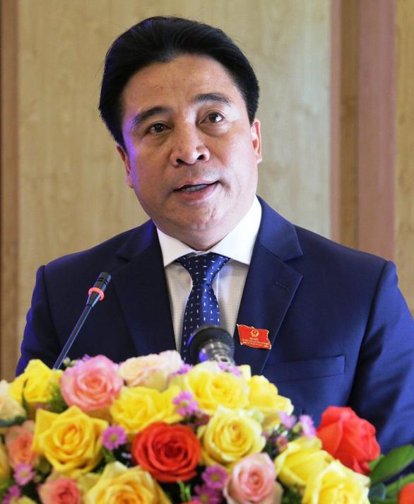 2 phó bí thư thường trực Tỉnh ủy Khánh Hòa, Ninh Thuận được bầu làm chủ tịch HĐND tỉnh - Ảnh 1.
