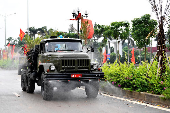 Thêm 7 xã tại Bắc Giang phải cách ly xã hội theo chỉ thị 16 - Ảnh 1.