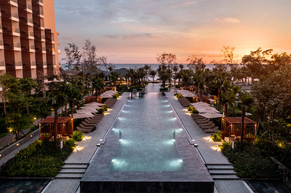 Crowne Plaza Phú Quốc Starbay ra mắt ấn tượng tại đảo Ngọc - Ảnh 4.