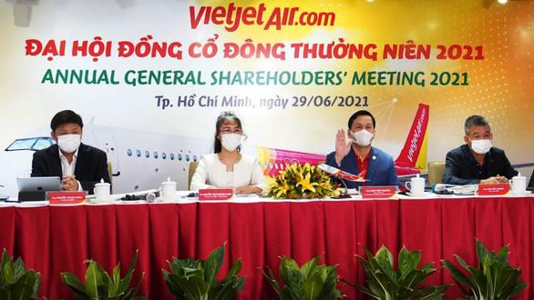 Vietjet mở rộng nhiều dịch vụ kinh doanh trong năm 2021 - Ảnh 1.