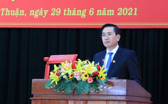 2 phó bí thư thường trực Tỉnh ủy Khánh Hòa, Ninh Thuận được bầu làm chủ tịch HĐND tỉnh - Ảnh 2.