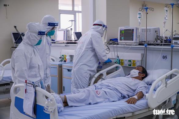 Thêm 2 ca tử vong vì COVID-19 ở TP.HCM và Bắc Giang - Ảnh 1.