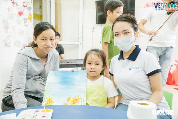 Cô giáo trẻ mắc ung thư và dự án Chúng ta có thể - Ảnh 1.