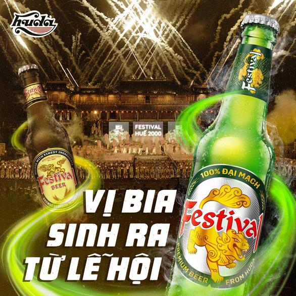 Bia Festival: mang lạc quan đến mọi gia đình - Ảnh 1.