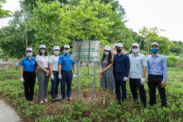 Toyota Việt Nam trồng cây hưởng ứng tháng hành động vì môi trường - Ảnh 1.