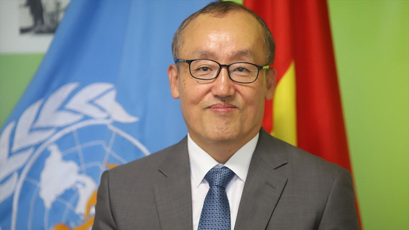 Trưởng đại diện WHO tại Việt Nam: Người dân TP.HCM hãy tuân thủ 5K kết hợp với vắc xin - Ảnh 1.