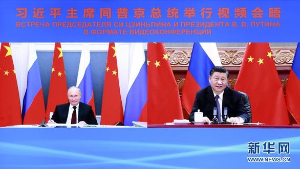 Nga - Trung Quốc gia hạn hiệp ước hữu nghị 20 năm, lên tầm cao chưa từng có - Ảnh 1.