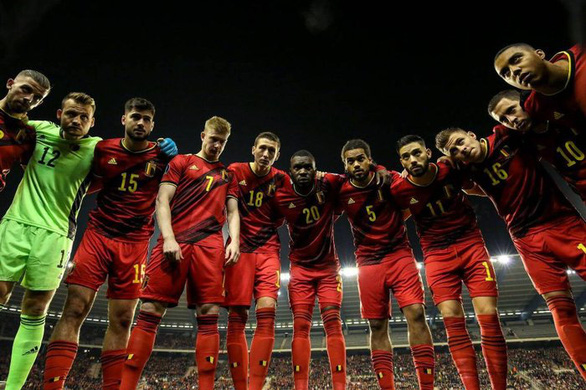 Bảng B Euro 2020: Ai theo chân tuyển Bỉ? - Ảnh 1.