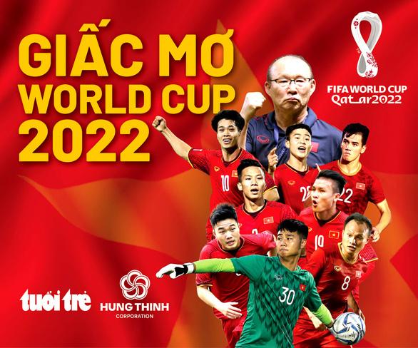 Mời bạn đọc tham gia chương trình Giấc mơ World Cup 2022 - Ảnh 1.