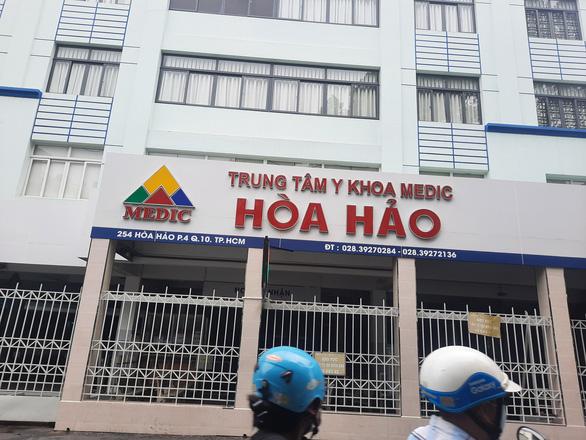 Trung tâm y khoa Hòa Hảo mở cửa trở lại - Ảnh 1.