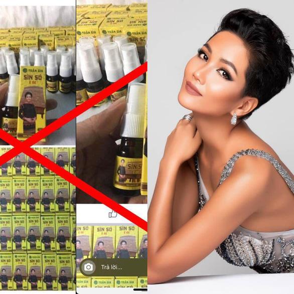 HHen Niê bị lợi dụng quảng cáo thuốc... nhạy cảm; Đức Hải nói bị hack Facebook - Ảnh 3.