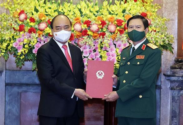 Thượng tướng Nguyễn Tân Cương làm tổng tham mưu trưởng - Ảnh 1.