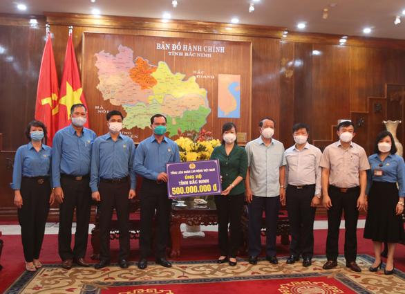 Hơn 100.000 lao động trọ ở Bắc Giang, Bắc Ninh vẫn cần được hỗ trợ - Ảnh 3.
