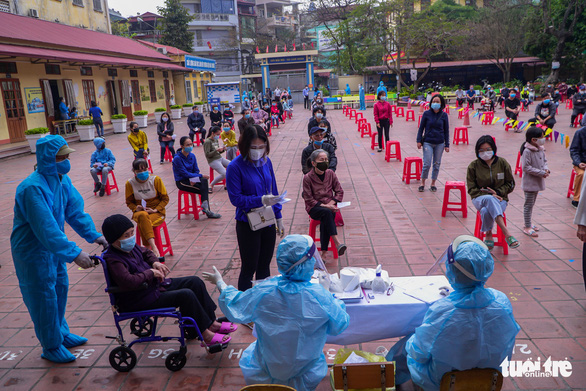 Ca mắc COVID-19 mới nhất ở Hà Nội là người về từ TP.HCM - Ảnh 1.