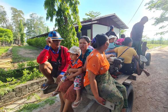 ASEAN sốt ruột trước bất ổn ở Myanmar - Ảnh 1.