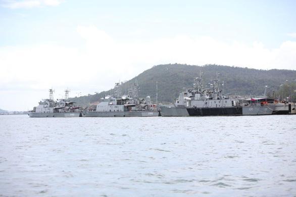 Campuchia xác nhận Trung Quốc giúp nâng cấp căn cứ hải quân - Ảnh 1.