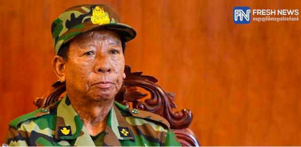 Campuchia xác nhận Trung Quốc giúp nâng cấp căn cứ hải quân - Ảnh 2.
