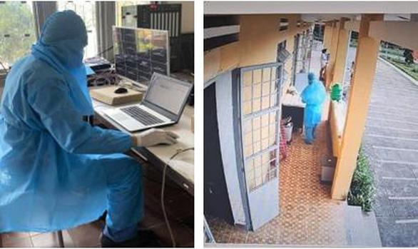 Lắp đặt 2.400 camera giám sát ở các khu cách ly phòng chống dịch - Ảnh 1.