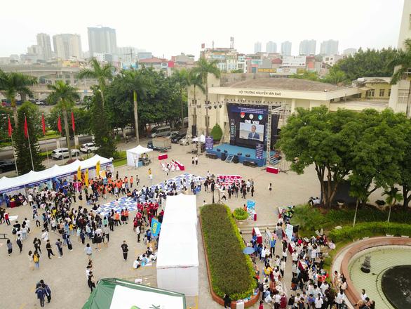ĐH Quốc gia Hà Nội lại vào bảng xếp hạng các ĐH khu vực châu Á - Ảnh 1.