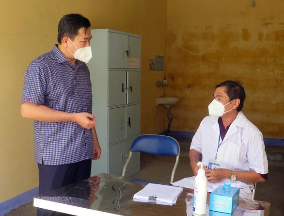 Chủ tịch tỉnh giải thích vì sao dịch COVID-19 lan nhanh ở Phú Yên  - Ảnh 1.