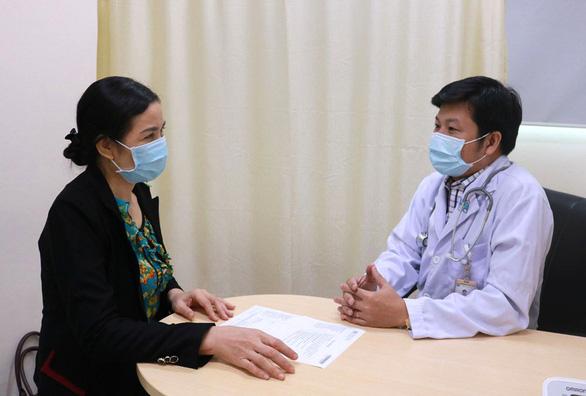 Chương trình tư vấn thuyên tắc huyết khối tĩnh mạch: Bạn có phải là đối tượng nguy cơ? - Ảnh 2.