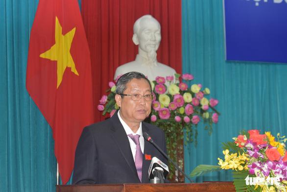 Ông Lê Văn Nưng làm chủ tịch HĐND tỉnh An Giang nhiệm kỳ 2021-2026 - Ảnh 2.