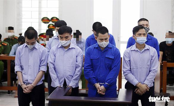 Quang Rambo lãnh 8 năm tù vì tham gia đòi nợ thuê - Ảnh 2.