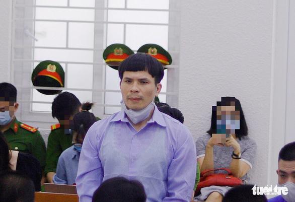 Quang Rambo lãnh 8 năm tù vì tham gia đòi nợ thuê - Ảnh 1.