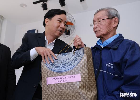 Huyện Hoàng Sa lần đầu tiên có phó chủ tịch - Ảnh 1.